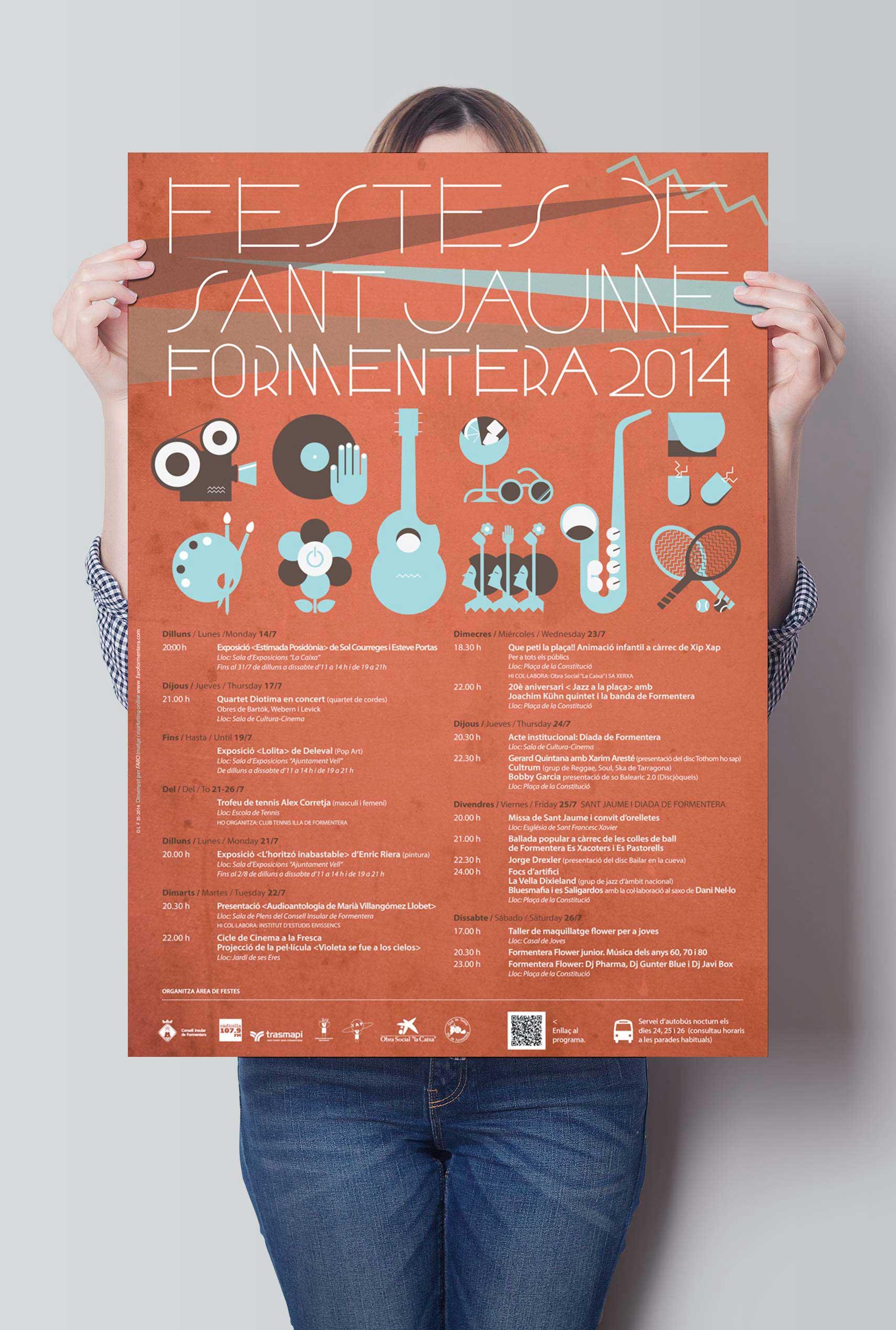 FESTES DE SANT JAUME 2014