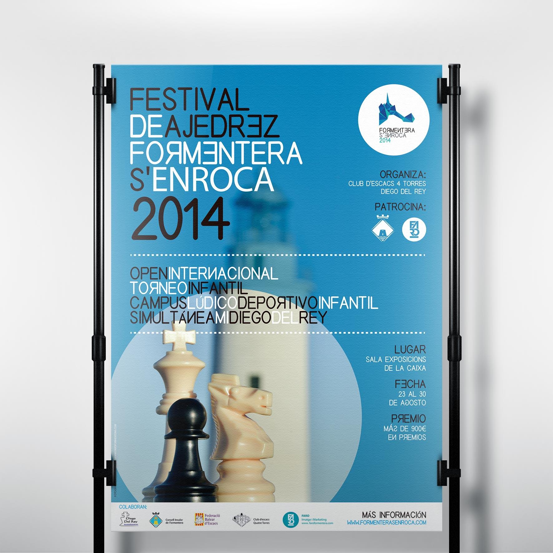 FORMENTERA S'ENROCA 2014