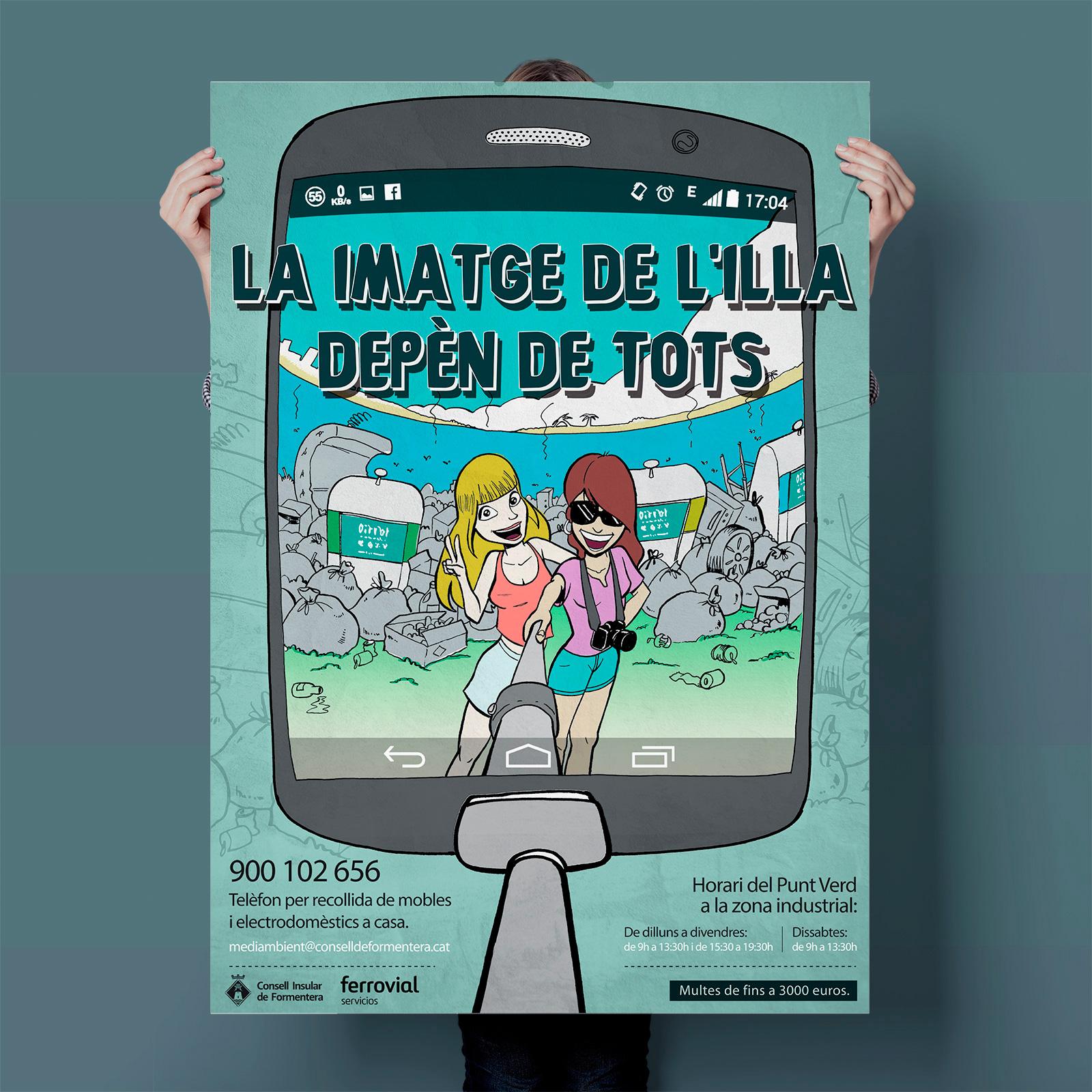 LA IMATGE DE L'ILLA DEPÈN DE TOTS