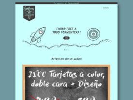 Web Gráficas Formentera